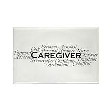 Caregiver Rectangle Magnet (10 Pack) Magnets