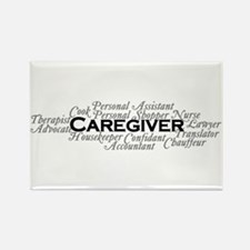 Caregiver Rectangle Magnet (10 Pack) Magnets
