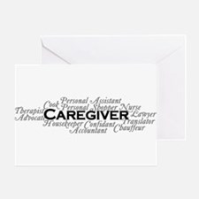 Caregiver Card Greeting Cards