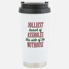Jolliest Bunch Travel Mug