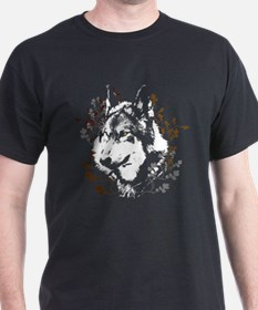 Cute Grey werewolf T-Shirt