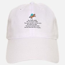 Horsey Hey diddle diddle rhyme Baseball Baseball Cap