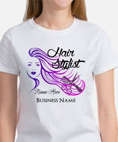 Hair Stylist Custom Tee