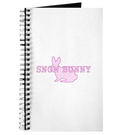 Snow Bunny Journal