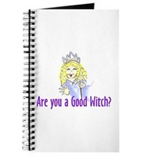 Are you a good Witch? Journal