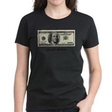 Funny Hundred dollar bill Tee