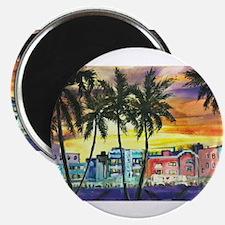 Cute Miami Magnet