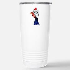 Guinea Santa Claus Travel Mug
