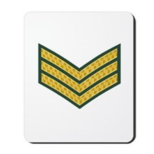 British Sergeant<BR> Mousepad