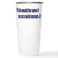 Cute Chartreux Thermos Mug