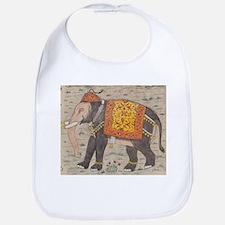 ELEPHANT INDIA Bib