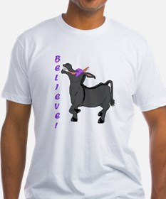 Funny Purple unicorn Shirt