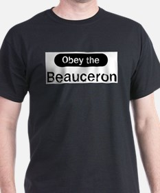 Funny Beauceron T-Shirt