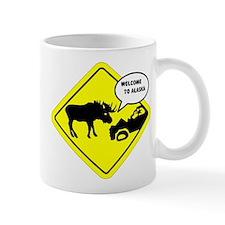 Welcome to Alaska Mug