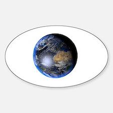 Cute Christianity Sticker (Oval)