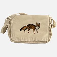 Fox Messenger Bag