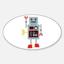 Robot Toy Decal