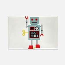 Robot Toy Magnets
