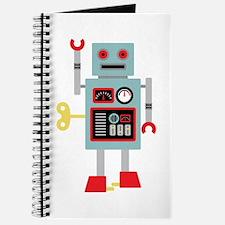 Robot Toy Journal