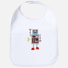 Robot Toy Bib
