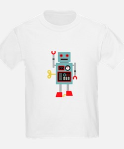 Robot Toy T-Shirt