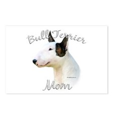Mini Bull Mom2 Postcards (Package of 8)