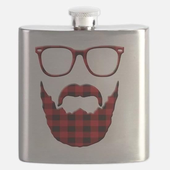 Unique Beard Flask