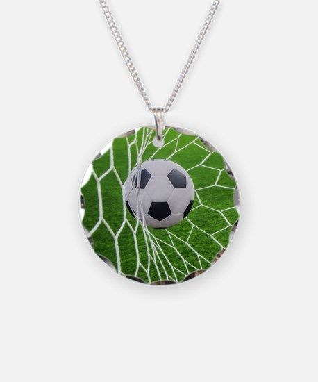 Football Goal Necklace