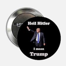 """Heil Trump 2.25"""" Button"""