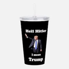 Heil Trump Acrylic Double-wall Tumbler