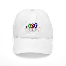 101st Birthday Baseball Cap