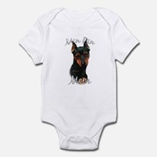 Min Pin Mom2 Infant Bodysuit