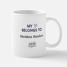 SHELDON HAWKES Mug