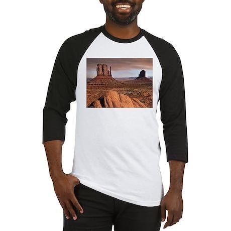 Desert Landscape Baseball Jersey
