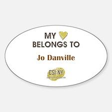 JO DANVILLE Decal