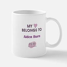 AIDEN BURN Mug