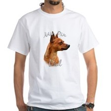 Min Pin Dad2 Shirt