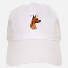 Min Pin Dad2 Baseball Baseball Cap