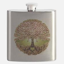 Cool Tree life Flask