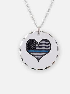 Funny Law enforcement Necklace