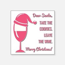 DEAR SANTA Sticker