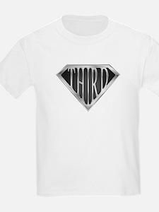 SuperThird(metal) T-Shirt