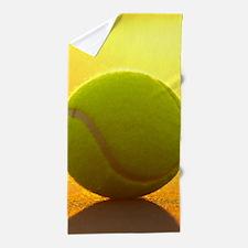 Tennis Ball Beach Towel