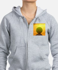 Tennis Ball Zip Hoody