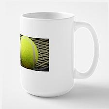 Tennis Balls And Racquet Mugs