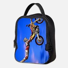 Motocross Freestyle Neoprene Lunch Bag