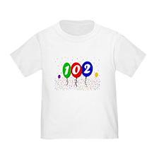 102nd Birthday T