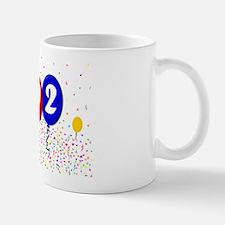 102nd Birthday Small Small Mug