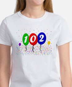 102nd Birthday Women's T-Shirt