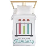 Chemistry Twin Duvet Covers